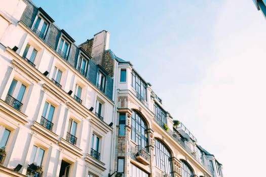 Parisian Apartments And Niche Balconies #421313