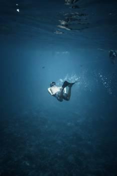 Scuba diver Diver Swimmer #421323