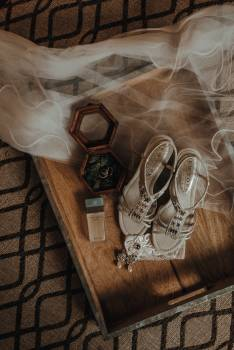 Running shoe Shoe Parquet Free Photo