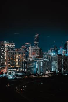 Business district City Skyline #421440