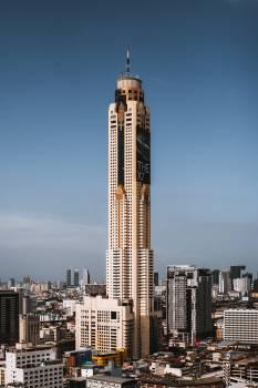 Skyscraper City Skyline Free Photo