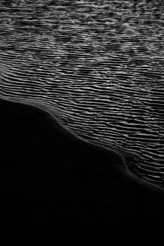 Dune Sand Pattern Free Photo
