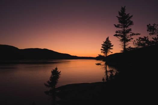 Sun Lake Sunset #421500