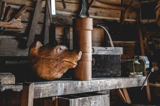 Factory Beaver Wood #421510