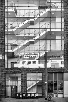 Architecture Building Balcony #421568