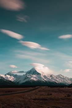 Mountain Volcano Landscape #421578