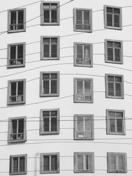 Balcony Architecture Villa #421591