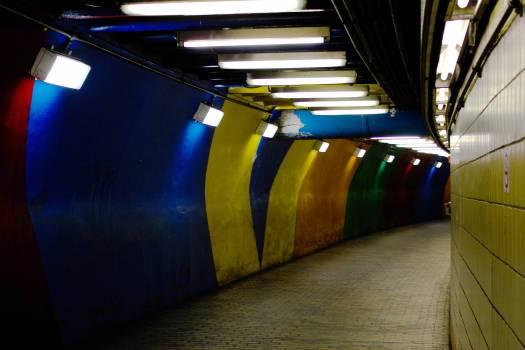 Metro Subway Tunnel Free Photo Free Photo