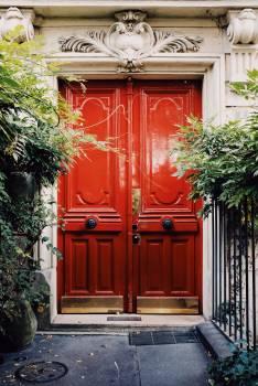 Sill Door Building Free Photo