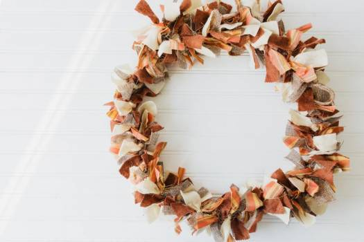 Rustic Autumn Wreath #421674