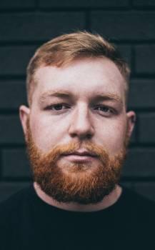 Beard Man Male #421723
