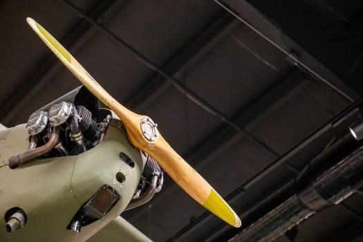 Airplane propeller Propeller Mechanism #421775