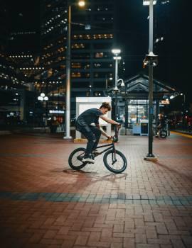Bicycle Bike Unicycle Free Photo