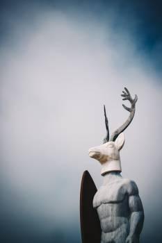 Cemetery Caribou Deer #421800