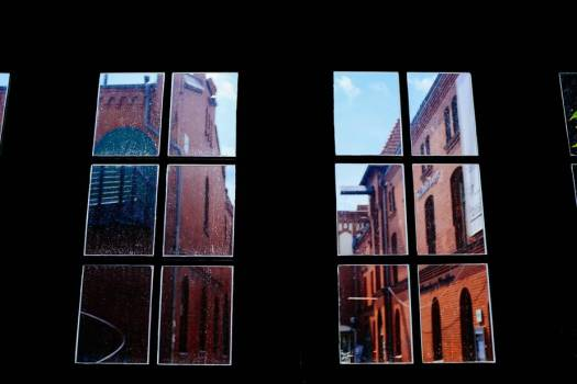 Six Panelled Windows #421818