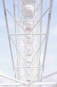 White Ferris Wheel #421841