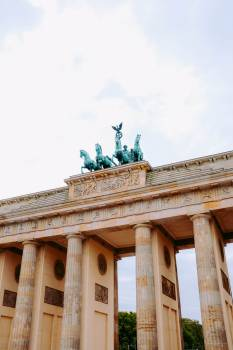 Brandenburg Gate Germany #421848