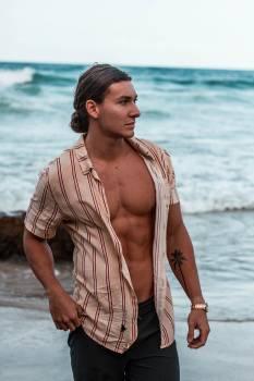 Beach Swimsuit Maillot Free Photo