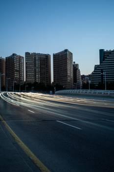 Business district City Skyscraper #421998