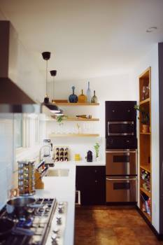 Kitchen Furniture Room Free Photo
