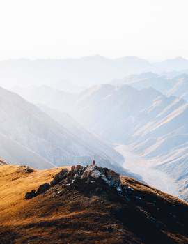 Range Mountain Landscape #422066