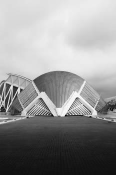 Planetarium Building Structure #422077