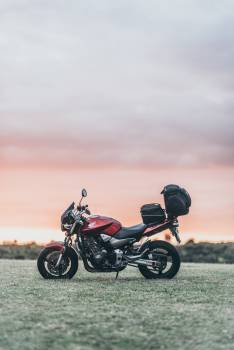 Bike Motorcycle Motor scooter Free Photo