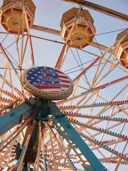 Carnival Ferris Wheel Free Photo #422152