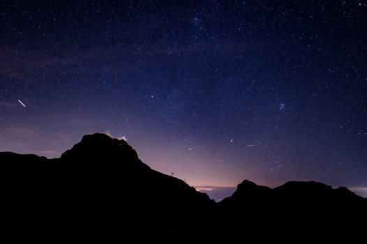 Star Celestial body Mountain #422183