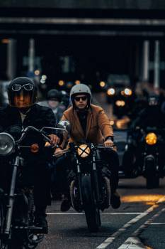 Man Helmet Photographer #422229