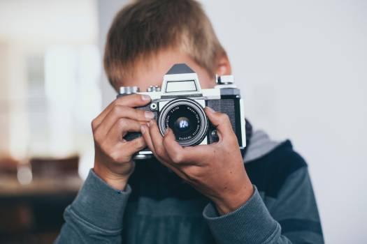 Photographer Camera Equipment Free Photo