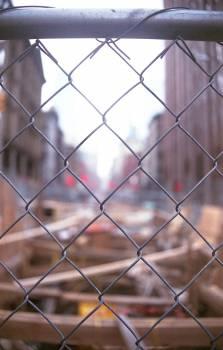 Fence Barrier Obstruction #422292