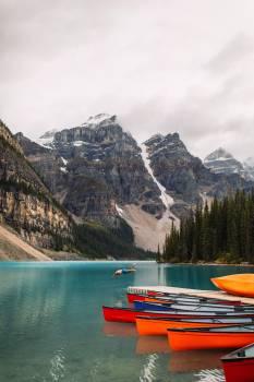 Lake Mountain Mountains Free Photo