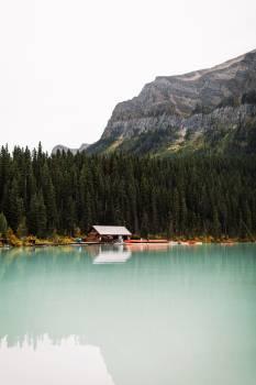 Lake Mountain Boathouse #422343