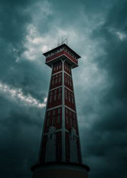 Tower Minaret Sky Free Photo