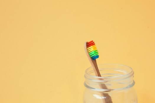 Rainbow Toothbrush #422617