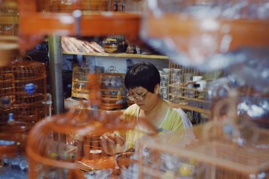 Shop Mercantile establishment Confectionery Free Photo