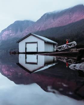 Boathouse Shed Outbuilding #422661