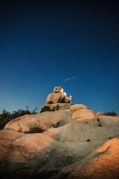 Knoll Rock Desert #422737