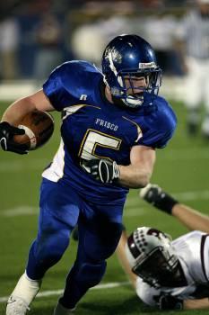 Prisco American Football Player Free Photo
