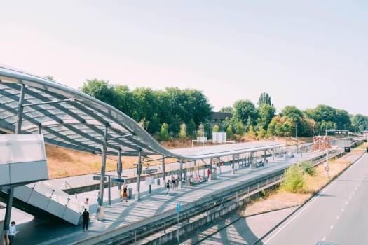 Noorderpark Metro Platform #422771