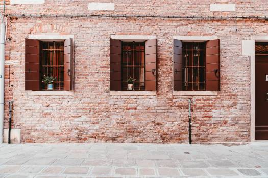 Brick Building material Building Free Photo