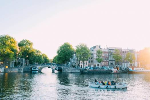 Boat Tours In Amsterdam #422898