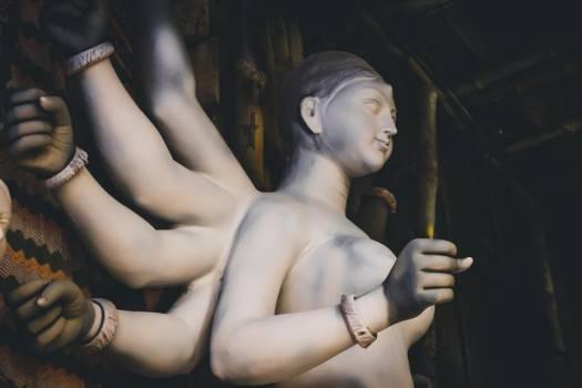 Statue Of Deity #422908