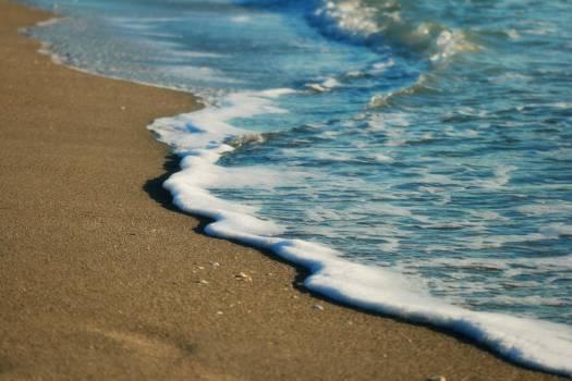 Sand Beach Ocean #422917