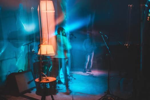 Stage Platform Laser #422919