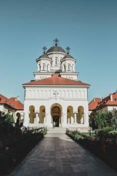 Monastery Church Religious residence Free Photo