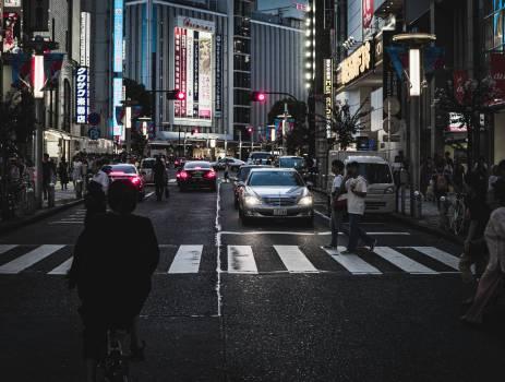 Sidewalk Street City Free Photo