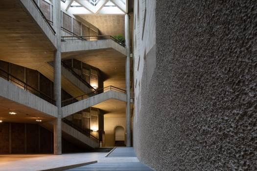 Architecture Step Interior #423025