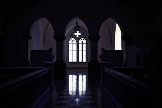 Church Window Free Photo